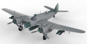 Airfix Bristol Beaufighter Mk.X (Late) 1:72 # A05043