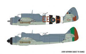 Airfix Bristol Beaufighter TF.X