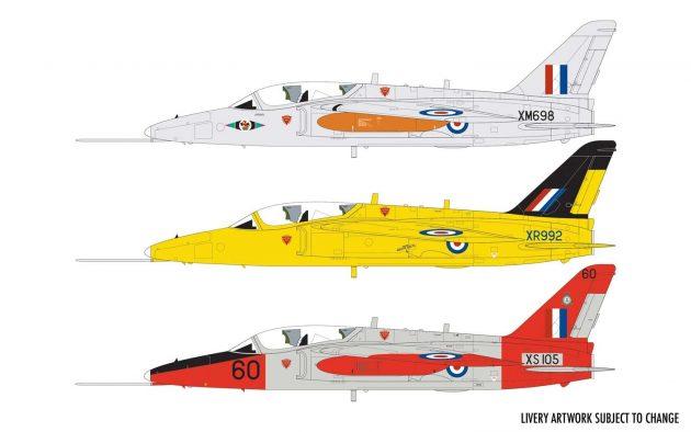 Airfix Folland Gnat T.1  A05123A