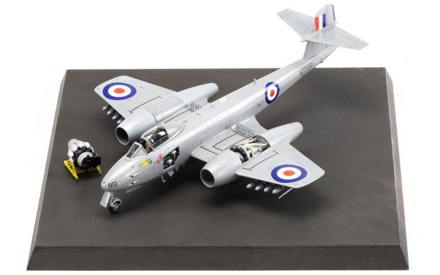Airfix Gloster Meteor F8, Korean War 1:48