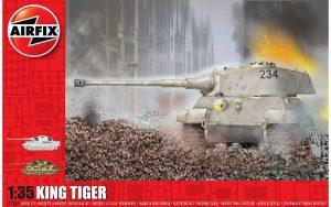 Airfix King Tiger 1:35 A1369