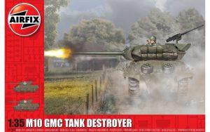 Airfix M10 GMC Tank Destroyer 1:35 A1360