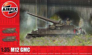 Airfix M12 GMC A1372