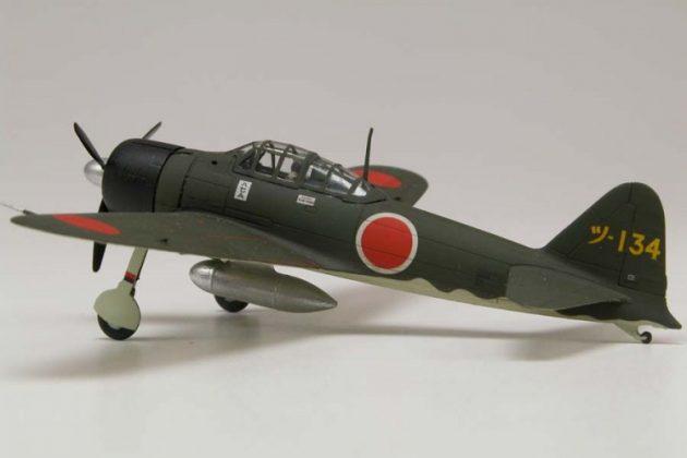 Airfix Mitsubishi A6M2b Zero 1:72