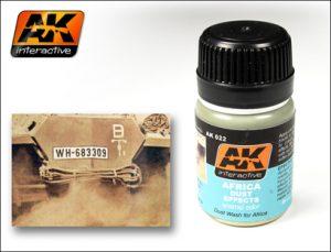 AK Interactive - 35ml Africa Dust effects