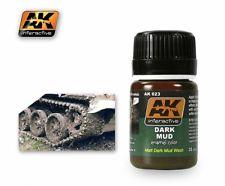AK Interactive - 35ml Dark Mud effect