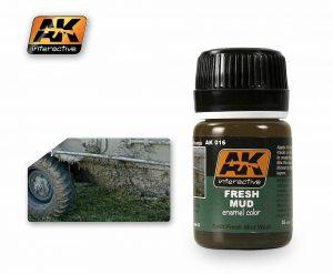 AK Interactive - 35ml Fresh Mud
