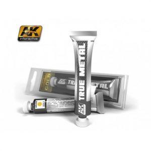 AK Interactive True Metal Paints Gold # 00450