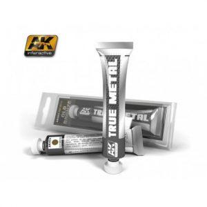 AK Interactive True Metal Paints Old Bronze # 00453