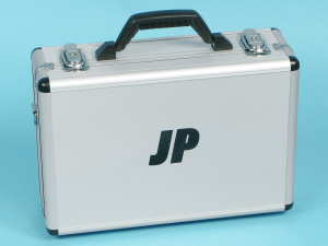 ALUMINIUM BATTERY AND CHARGER CASE