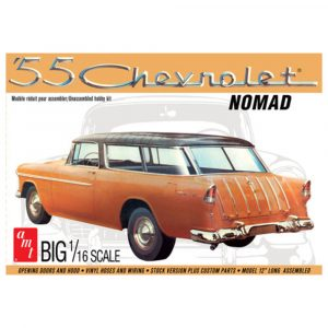 AMT 1:16 1955 Chevy Nomad Wagon AMT1005