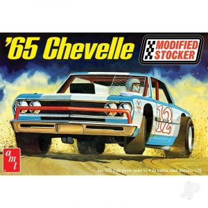 AMT 1:25 1965 Chevelle Modified Stocker