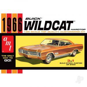 AMT 1:25 1966 Buick Wildcat