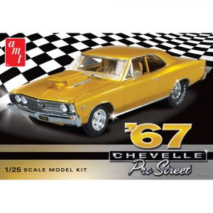 AMT 1:25 1967 Chevy Chevelle Pro Street AMT876