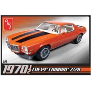AMT 1:25 1970 1/2 Camaro Z28 AMT635L