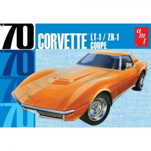 AMT 1/25 1970 Chevy Courvette Coupe