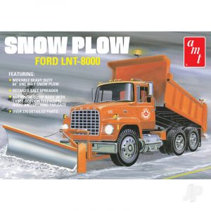AMT 1:25 Ford LNT-8000 Snow Plow