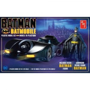 AMT Batman 1989 Batmobile with Resin Batman Figure AMT1107M