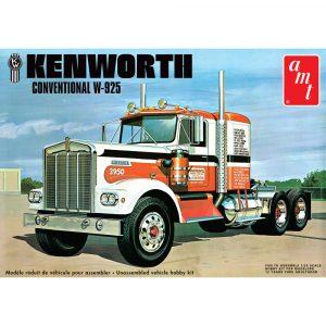 AMT Kenworth W925 Watkins Conventional Semi Trucker AMT1021