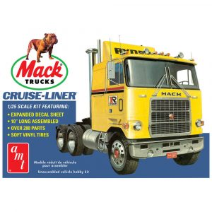 AMT Mack Cruise-Liner Semi Tractor AMT1062