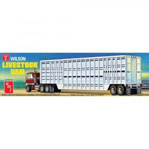 AMT Wilson Livestock Van Trailer AMT1106