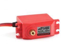 Arrma Ads-15M V2 15Kg Waterproof Servo (Red)