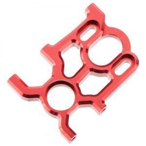 Arrma Aluminium Motor Mount (Red) (1Pc)