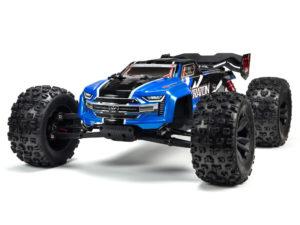 Arrma KRATON 6S V5 4WD BLX 1/8 RTR Blue