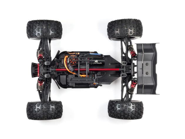 Arrma KRATON 6S V5 4WD BLX 1/8 RTR Red