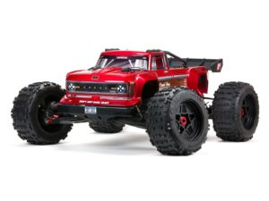 Arrma OUTCAST 4X4 8S BLX 1/5th Stunt Truck Red ARA5810