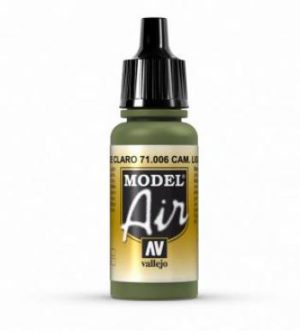 AV Vallejo Model Air - Camouflage Light Green