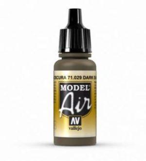 AV Vallejo Model Air - Dark Earth