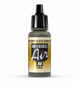 AV Vallejo Model Air - Dark Green