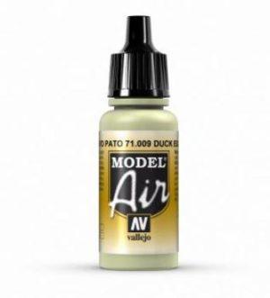 AV Vallejo Model Air - Duck Egg Green