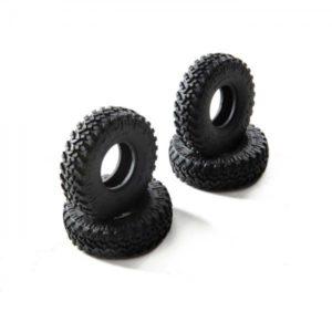 Axial 1.0 Nitto Trail Grappler M/T Tires 4pcs AXI31567