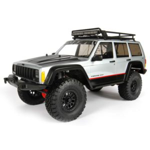 """AXIAL 2000 JEEP CHEROKEE BODY .040"""" CLEAR BODY ONLY"""