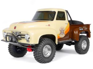 Axial SCX10 II 1955 Ford F-100 4WD RTR - Brown AXI03001T1