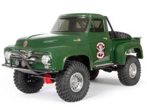 Axial SCX10 II 1955 Ford F-100 4WD RTR - Green AXI03001T2