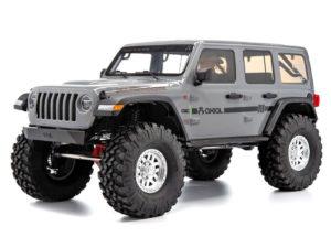 Axial SCX10 III Jeep JL Wrangler 4WD RTR GREY AXI03003T2