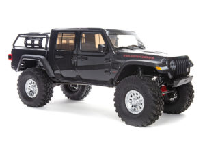 Axial SCX10 III Jeep JT Gladiator 4WD RTR Black AXI03006T1