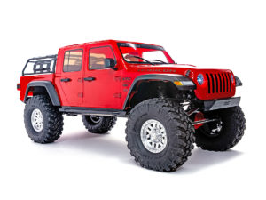 Axial SCX10 III Jeep JT Gladiator 4WD RTR Red AXI03006T2