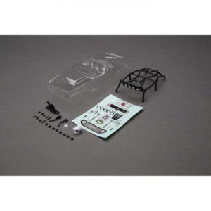 Axial SCX24 Deadbolt Body Set (Clear and Cut) AXI31599