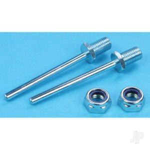 Axle Shafts 51x4mm Spring Steel (2pcs)
