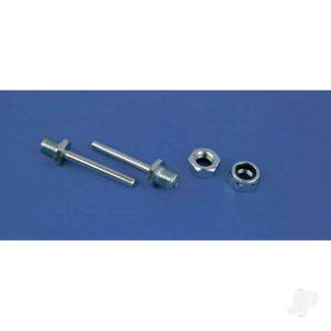 Axle Shafts 5/32in (4mm) (2pcs)