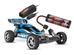 Bandit XL-5 (TQ/8.4V/DC Chg) - Blue