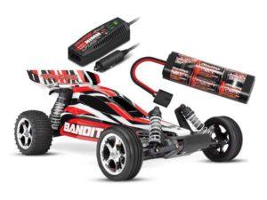 Bandit XL-5 (TQ/8.4V/DC Chg) - Red