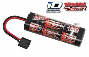 Traxxas battery Power Cell ID, 3000mAh (NiMH, 8.4V hump) 2926x