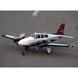 "Beechcraft Bonanza (US Version) 69.2"" Wingspan (EP/GP) ARF VQA157US"