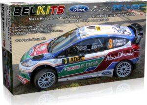 Belkits 1/24 FORD FIESTA RS WRC # 003