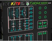 Belkits Transkit (gravel version) for Skoda S2000 Evo